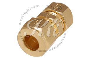 Brass Compression Fittings for Copper Tubbing Supplier, Brass Compression Fittings for Copper Tubing Manufacturers in India