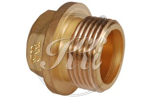 Pipe Fittings Maker, Brass Pipe Fittings Supplier in India, Brass Forging Plug