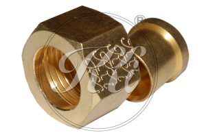 Pipe Fittings Supplier, Brass Flare Pipe Fittings, Solder Nut Nipple Set