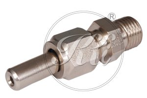 High-Pressure Brass Pipe Fittings, Brass CP Fountain Nozzle