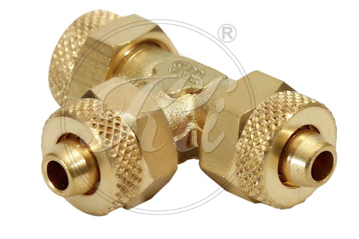 PU Fittings, PU Fittings Supplier, Brass Tube Fittings Supplier, Brass Equal Tube T