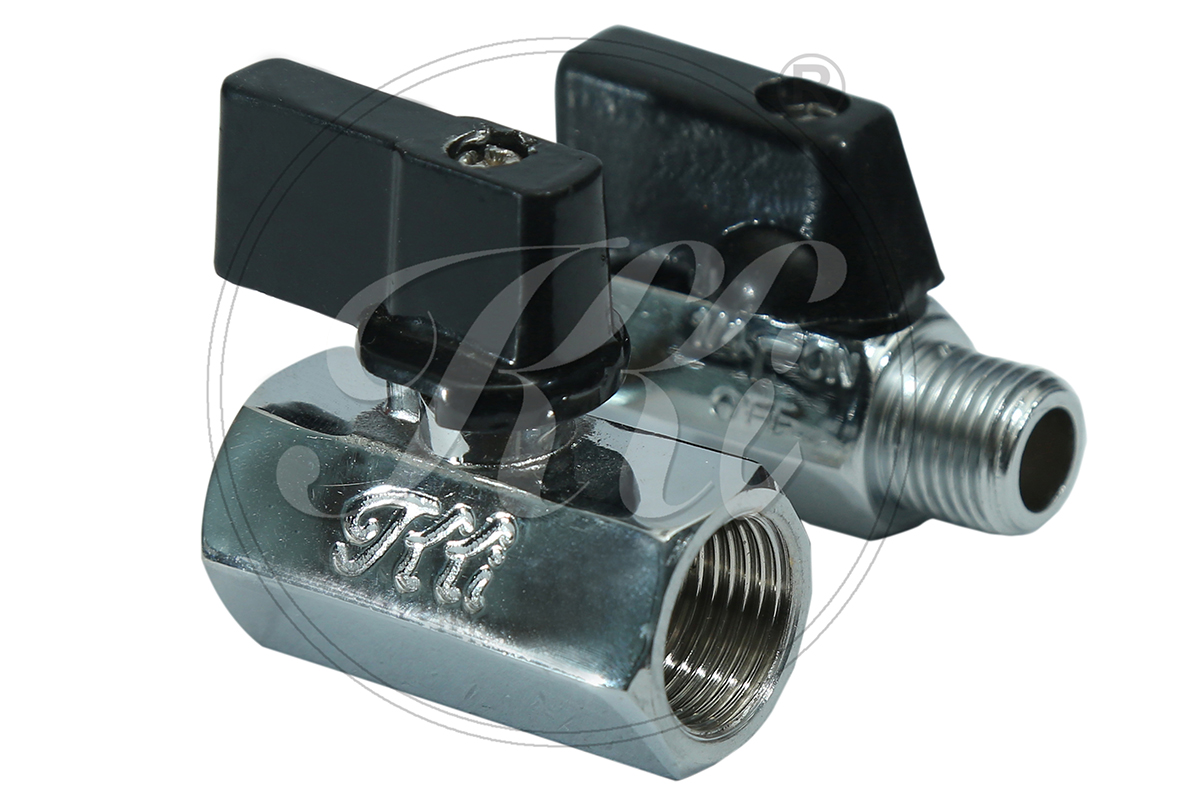 Brass Valves & Cocks Fittings in India